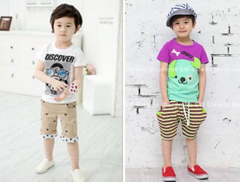 baju anak laki laki import korea