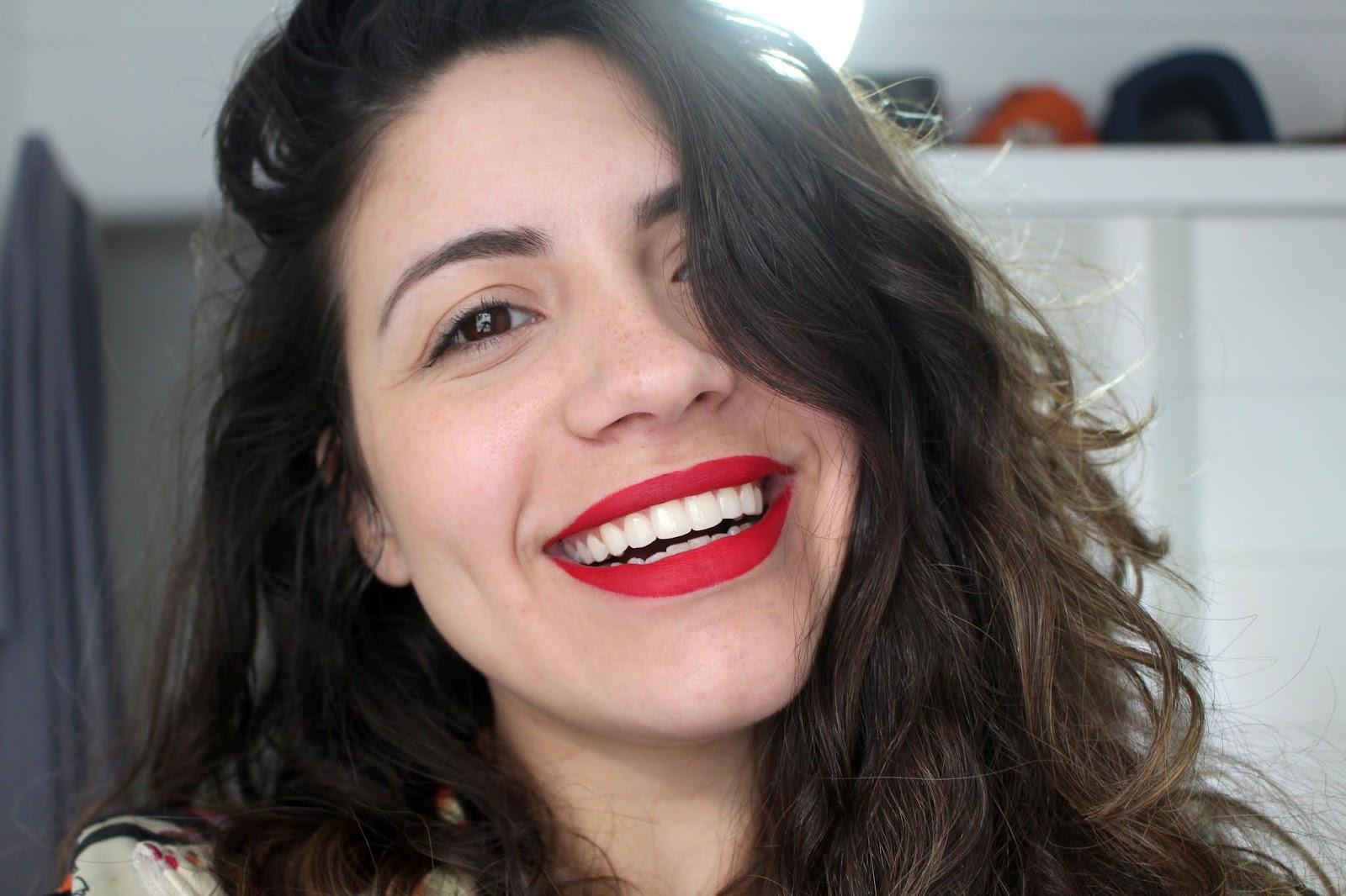 resenha baton líquido matte VULT cor 06 anadodia Ana do dia Ana Soares