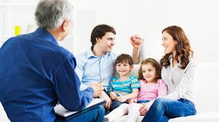 psicoterapia para problemas da familia