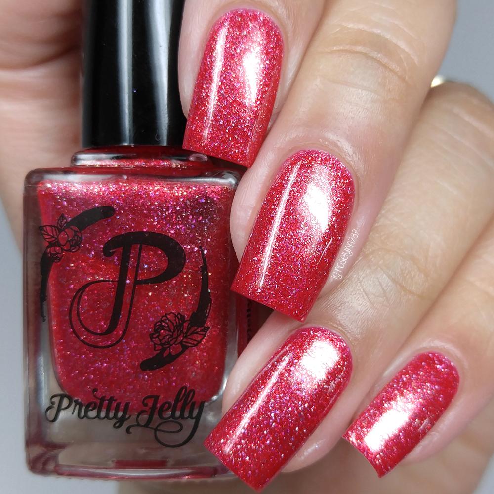 Pretty Jelly Nail Polish - Creative Touch