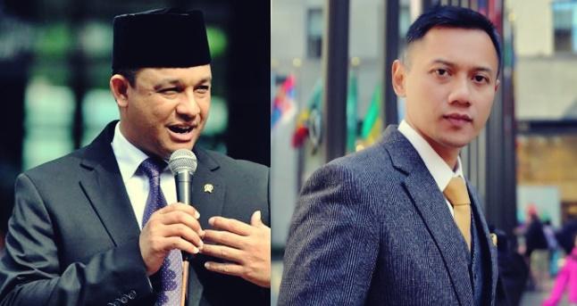 Soal pengalaman, Anies Baswedan sindir pedas Agus Yudhoyono