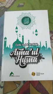 Buku Cerita Indah Di Balik ASMA'UL HUSNA Toko Buku Aswaja Surabaya
