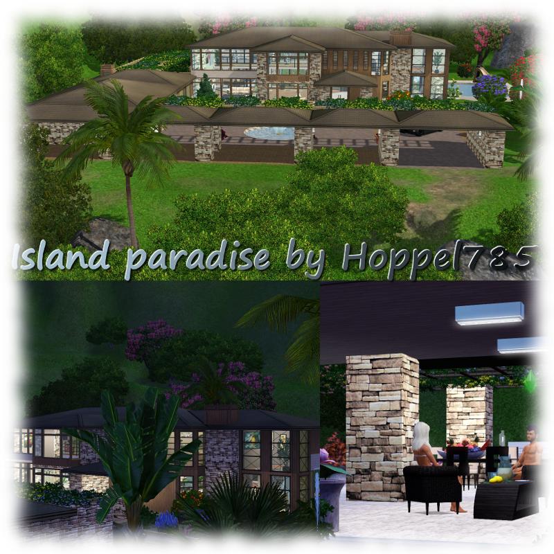 hoppel785 s kreationen island paradise by hoppel785. Black Bedroom Furniture Sets. Home Design Ideas