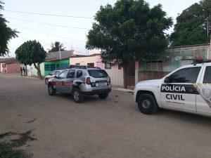 Três pessoas são presas em Nova Floresta, PB, após operação policial