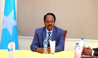 الرئيس الصومالي يوقع على قانون مكافحة الفساد في البلاد