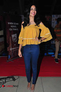 Ritu Varma Pictures in Denim Jeans at Devi Sri Prasad Live Show