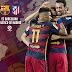 Barcelona x Atlético de Madrid - Campeonato Espanhol 2015-2016: Data, Horário, Tv e Local