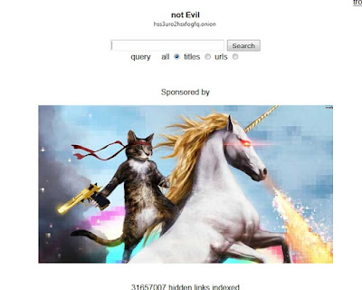 Not evil - free deep web