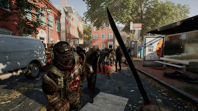 Overkill's The Walking Dead Free Download For Pc