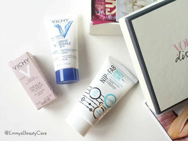 You Beauty Discovery Subscription Box July 2015