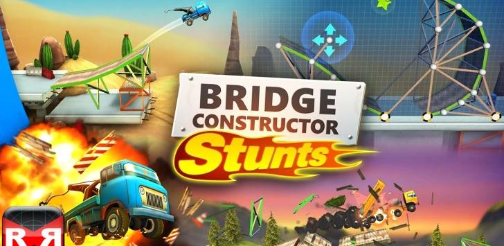 Bridge Constructor Stunts Android FULL APK İndir