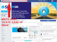 Step to Use SBI Mingle on Facebook