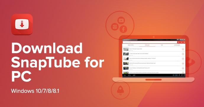 snaptube download pc windows 7