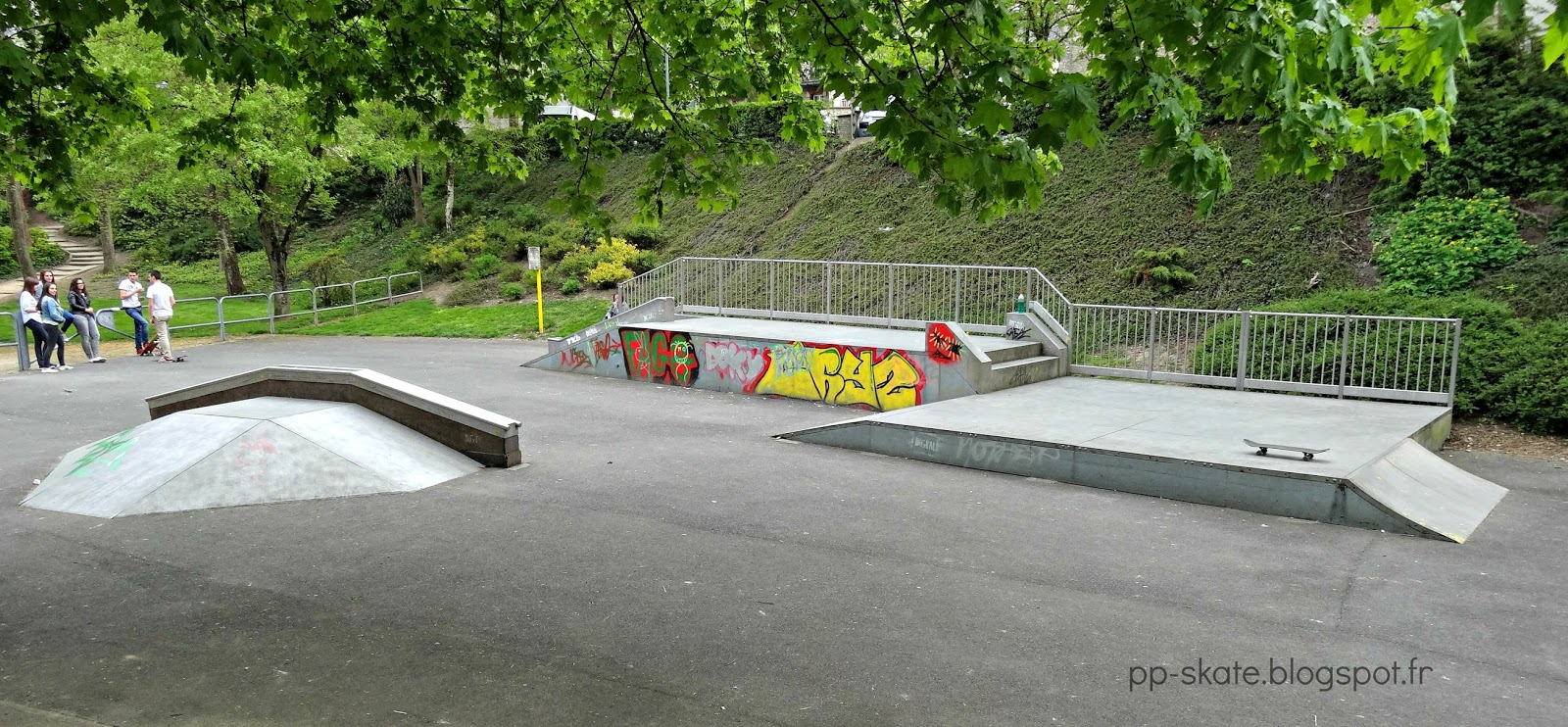 skate park pithiviers
