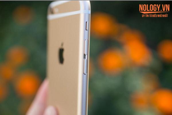 Hình ảnh chiếc iphone 6s plus gold cũ