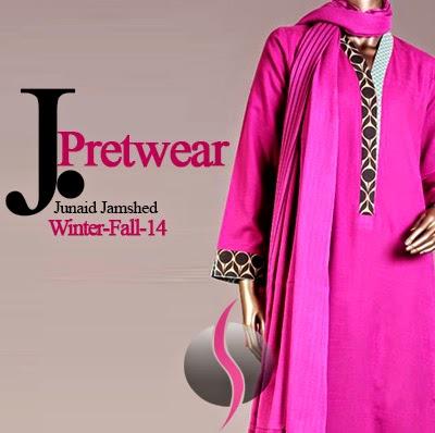 5b8f127fe Junaid Jamshed Pret Wear