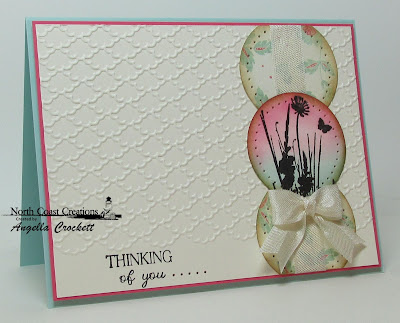 "North Coast Creations ""Find Beauty"" Card Designer Angie Crockett"