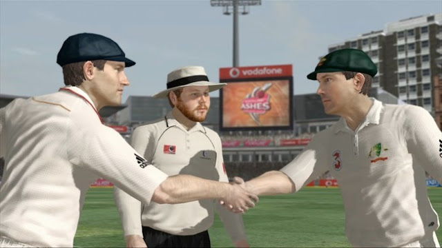 Ashes Cricket 2009 Setup Download For Free