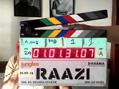 Raazi movie Pic
