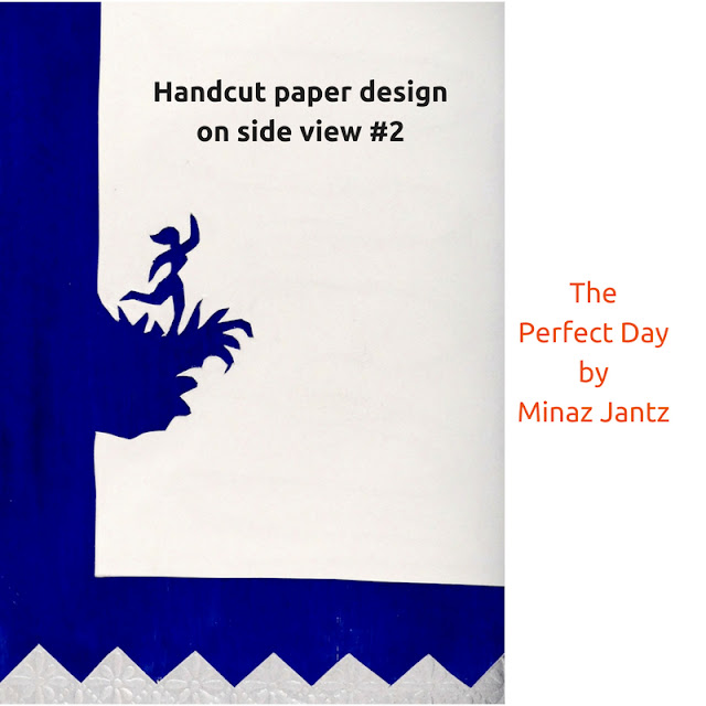 Shadow lightbox, 'The Perfect Day', by Minaz Jantz