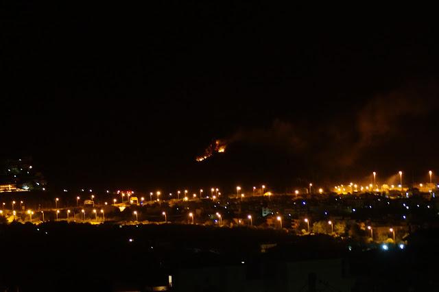ΕΚΤΑΚΤΟ: Φωτιά στο δάσος του Λαδοχωρίου στην Ηγουμενίτσα (ΦΩΤΟ+ΒΙΝΤΕΟ)