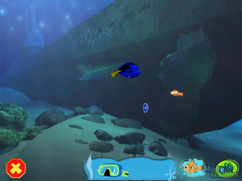 Finding nemo pc game download. Finding nemo nemos underwater world.