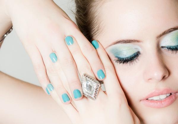 diseño esmalte para uñas