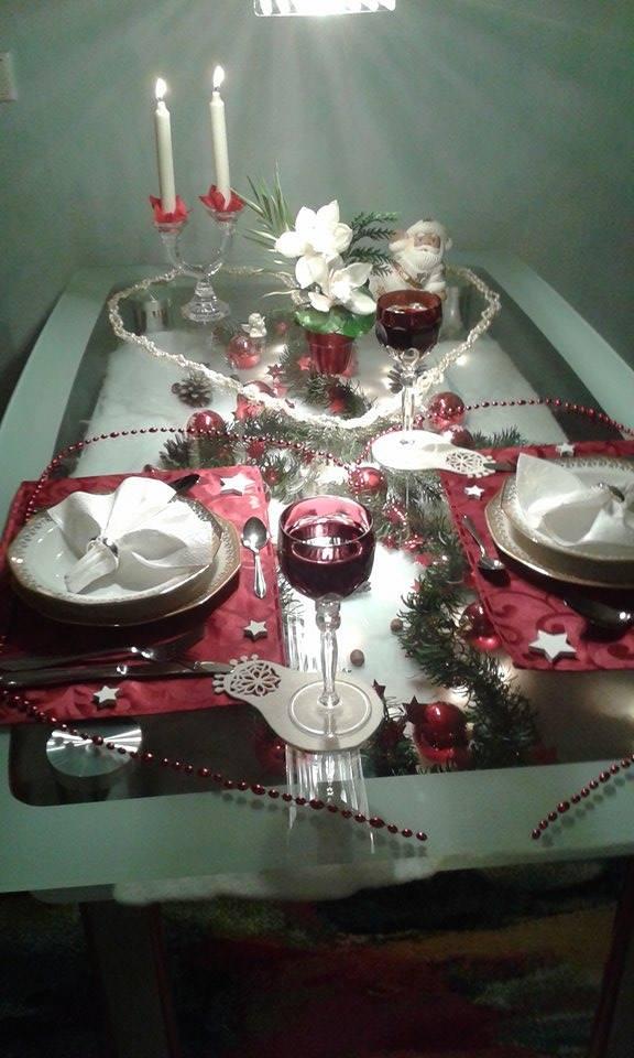 Weihnachtsdeko Zum Essen.Essen Trinken Dekoration Weihnachtsdeko Tisch