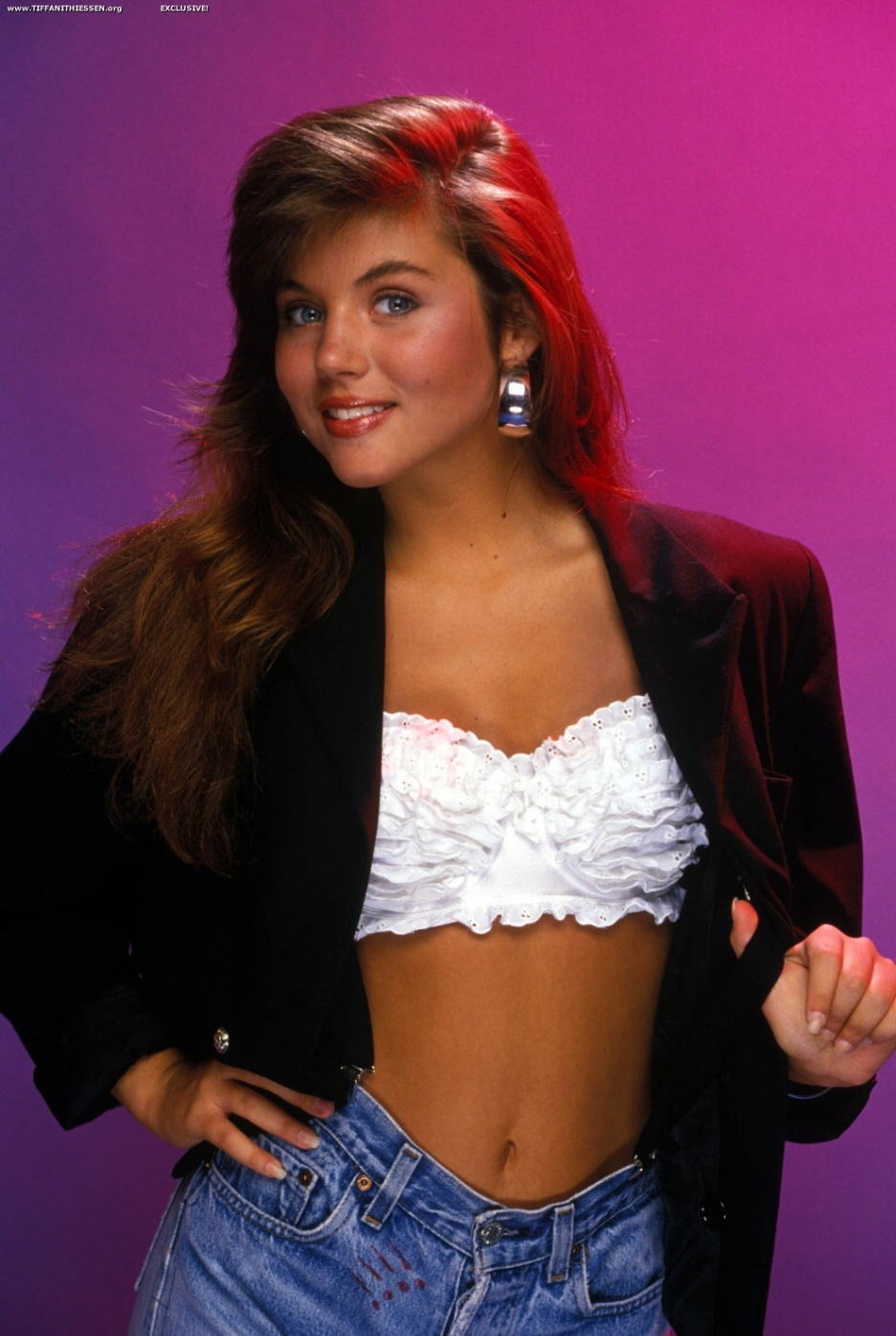 Fat Buddha Store: Hottie of the Week! - Kelly Kapowski ...