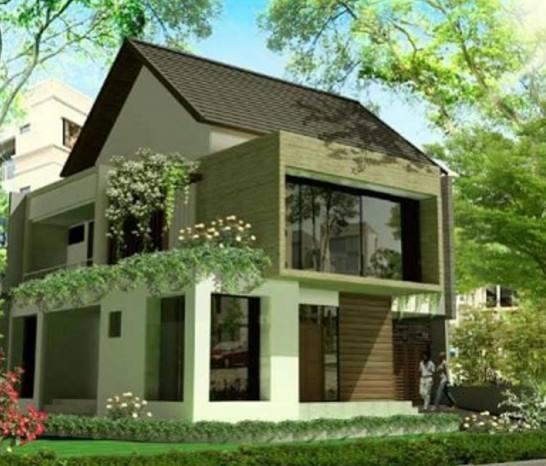 Fasad Rumah Terbaru