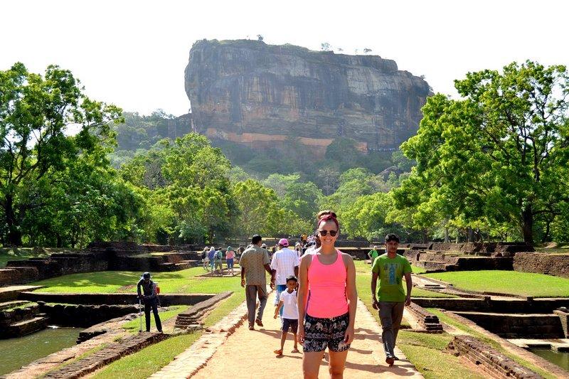 Sri lanka matkakertomus matka kokemus sigiriya
