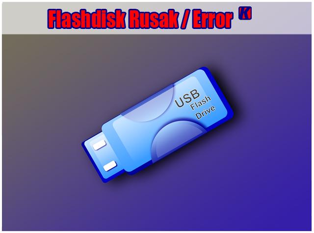 Cara Terbaik Format Flashdisk Menggunakan Command Prompt (CMD)