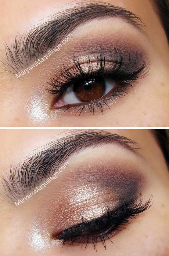 I Want Pretty: Make Up- Maquillaje Intenso Y Natural Para