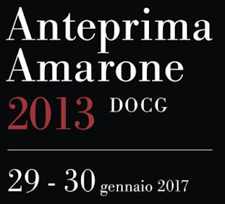 Anteprima Amarone 2013 29-30 gennaio Verona