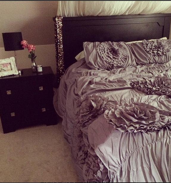 Lush Decor Serena 3 Piece Bedding