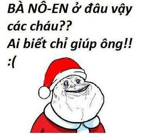 Ông già Noel vui