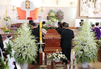 GP Bà Rịa: Thánh lễ an táng Cha Cố Phêrô Nguyễn Văn Giản - Ảnh minh hoạ 37