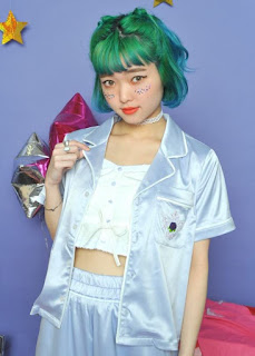 trend fashion piyama jepang