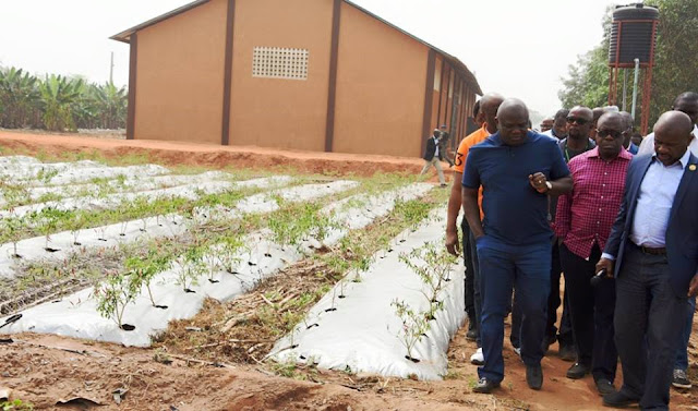 Ambode mulls upgrade of Badagry demonstration farm
