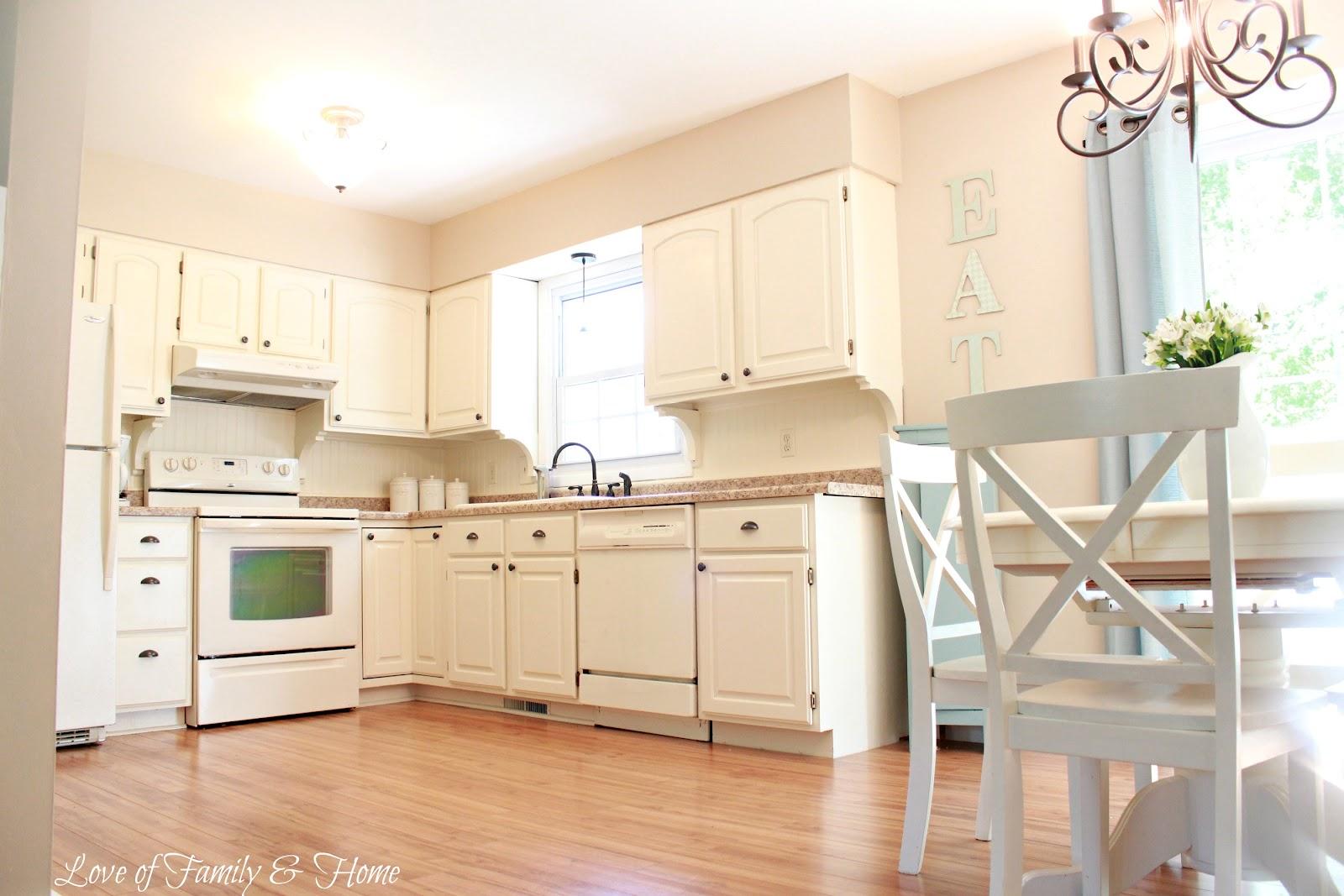 Beadboard Backsplash, Corbel Love, & A Few Other Kitchen