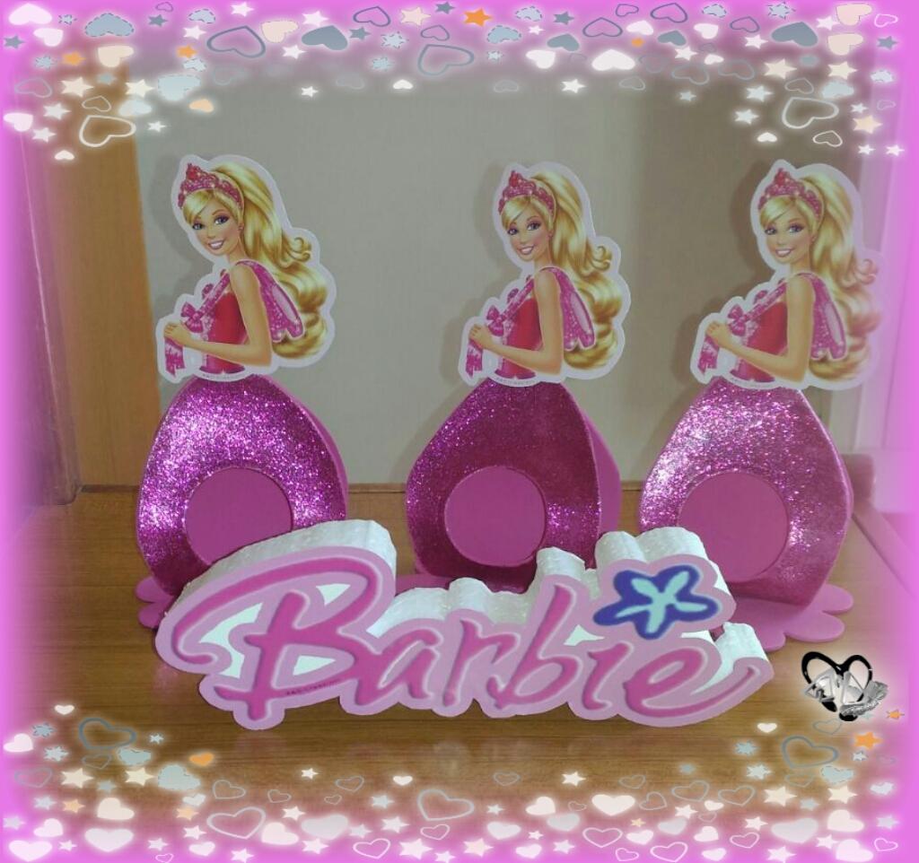 Festa A Sorpresa Di Compleanno a&d creazioni handmade: barbie party- addobbi per compleanno