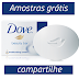Amostras Grátis - Sabonete Dove