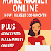 Book Review:  Make Money Online:  How I Make $1700 (Plus 40 Ways to Make Money Online) by Stacey Davidson