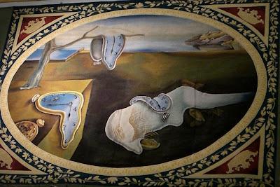 La Persistència de la Memòria by Dalí