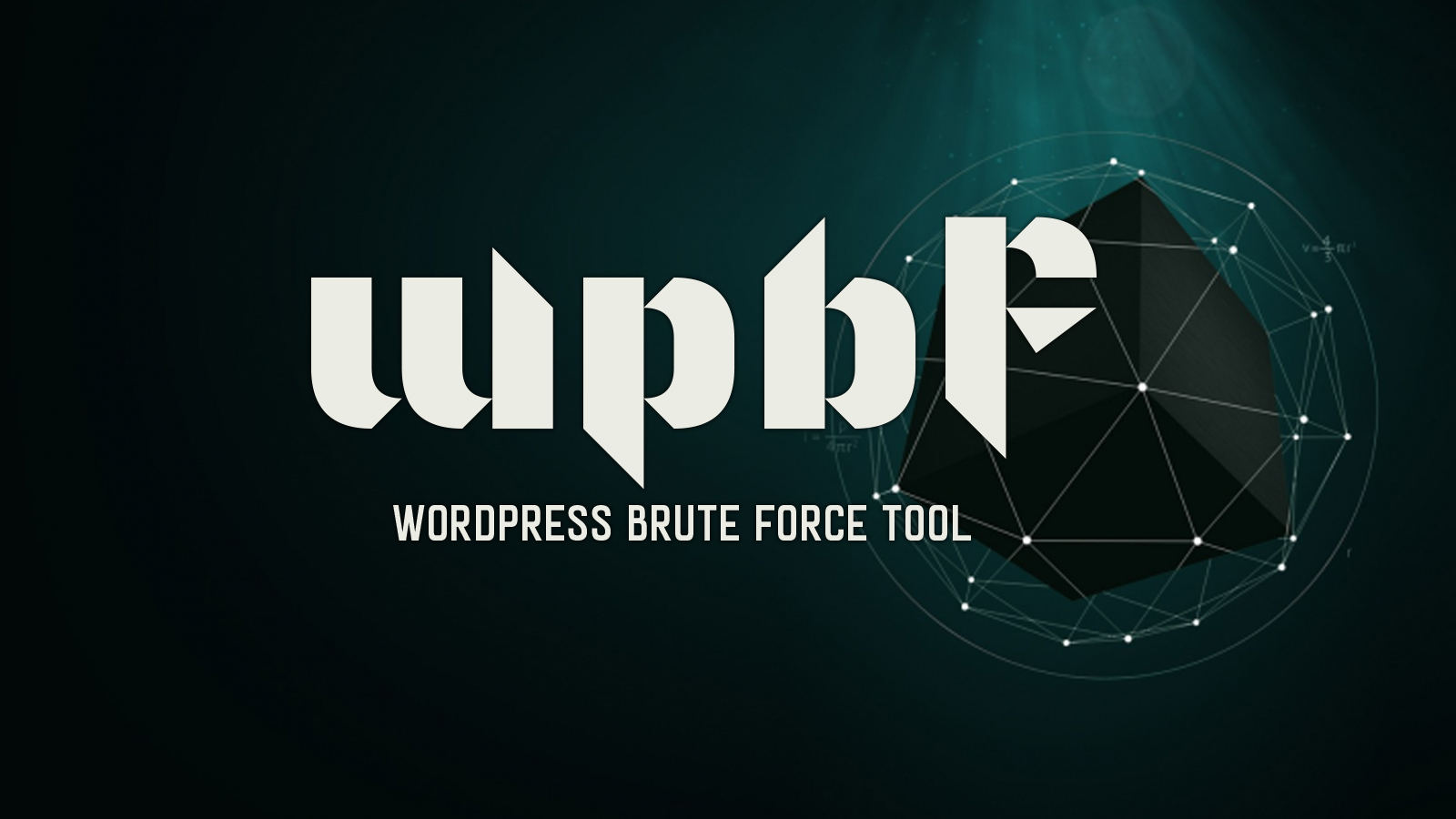 wpbf -  WordPress Brute Force Tool