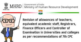 7thCPC-allowances-teachers-university