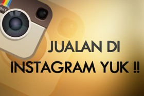 Jualan di Instagram Yuk !!