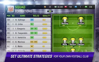 Top Eleven 2015 V4.1.1 Apk for android