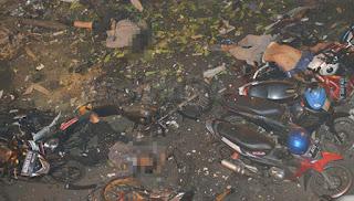 Densus 88 Ciduk 3 Terduga Pelaku Bom Kampung Melayu