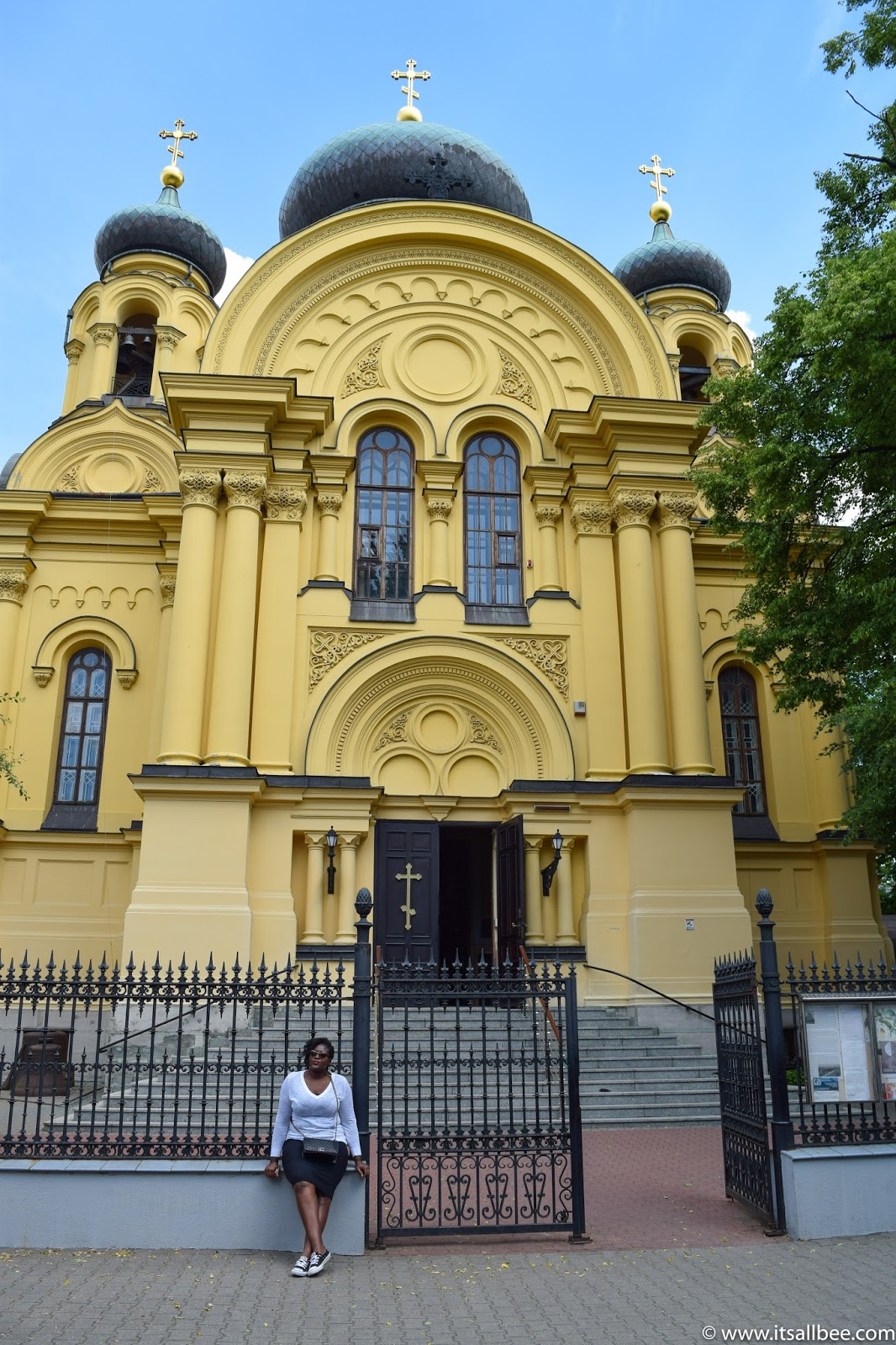 Cathedral of Mary Magdalen - Warsaw